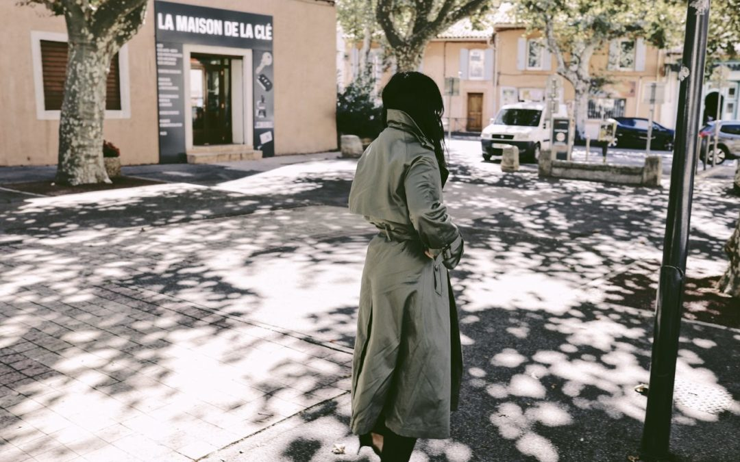 Un trench 3 looks by La Redoute