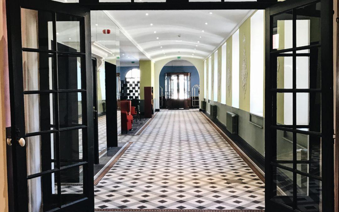 Arles : l'hotel Jules Cesar