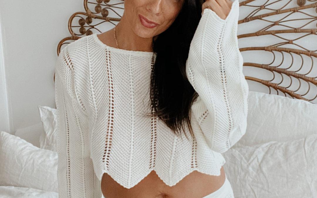 selection nastygal loungewear doris blanc pin