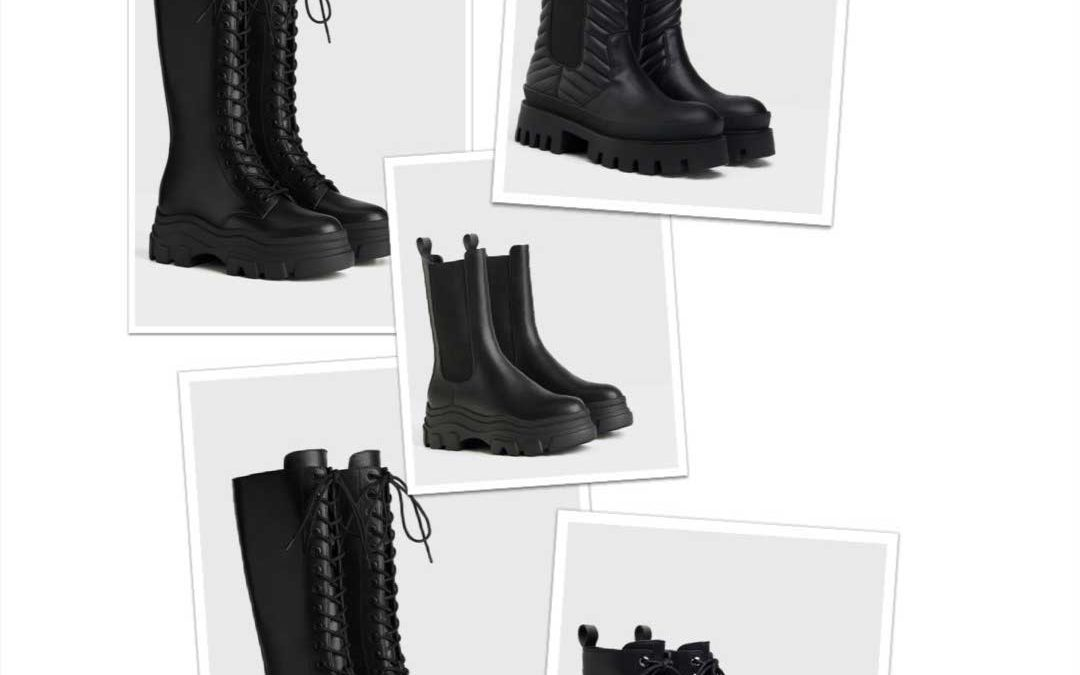 selection bottines